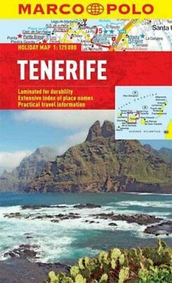 Tenerife Marco Polo Holiday Map by Marco Polo 9783829770286