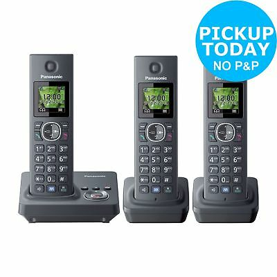Panasonic KX-TG7923 Cordless Telephone with Answer Machine
