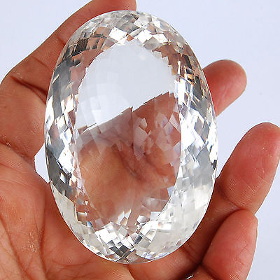 VVS 1042 Cts Certified Natural White Quartz Priceless AAA Museum Grade Gemstone