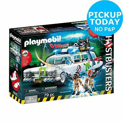 Playmobil 9220 Ghostbusters Ecto 1 From The Official Argos On Ebay