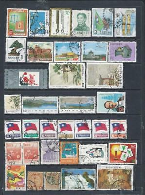 China Lot 3 nice selection of stamps from collection good range see SCAN {10139]