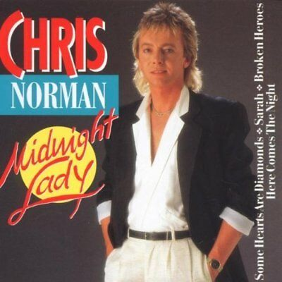 Chris Norman Midnight lady (compilation, 16 tracks)  [CD]