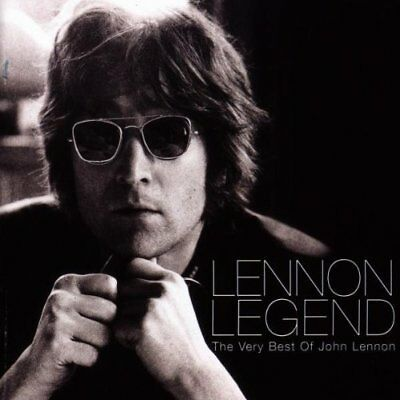 John Lennon Legend-The very best of (20 tracks, 1997)  [CD]