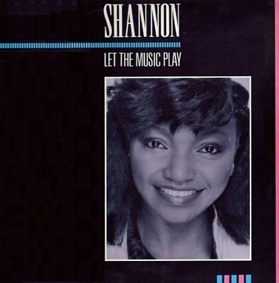 """Shannon Let the music play (1983)  [7"""" Single]"""