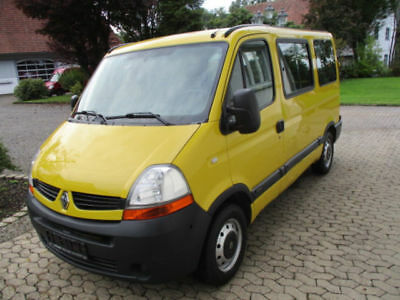 Renault Master  DCI 120 2,8 STANDHEIZUNG