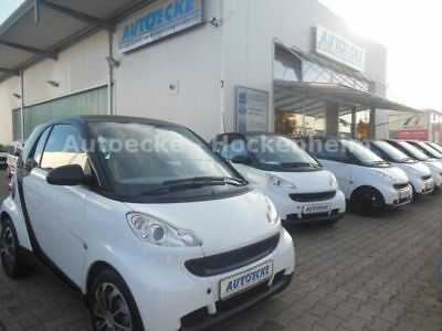 Smart smart fortwo coupe softouch black&white limited