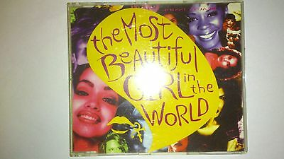 Prince The Most Beautiful Girl In The World Very Rare German CD Single