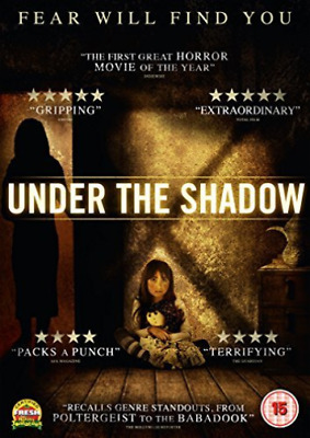 Under The Shadows  Dvd New