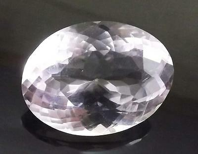 36 cts Natural Earth Mined Vsi1 Qlty Pinkish Purple Amethyst Gemstone #epa112