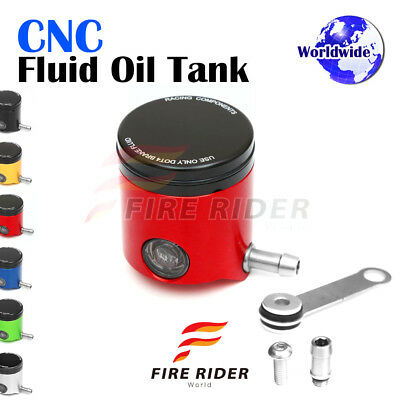 FRW 6C CNC Fluid Reservoir Front Brake For KTM 990 Super Duke 05-08 05 06 07 08