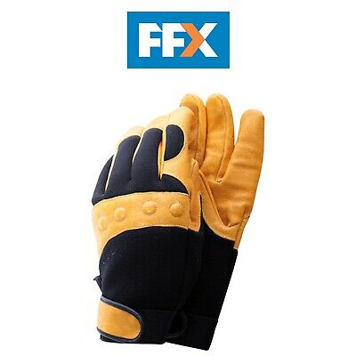 Town & Country TGL432L Deluxe Comfort Fit Mens Gloves Large