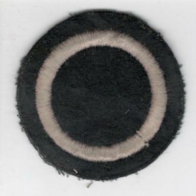 WW 2 US Army 1st Corps Wool Patch Inv# Y610