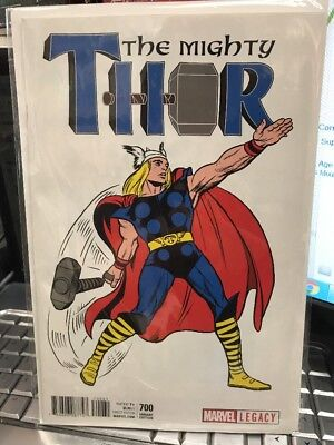 Mighty Thor #700 - 1:50 Jack Kirby 1965 T-Shirt Variant