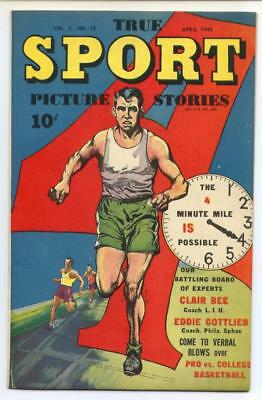 True Sport Picture Stories Vol 2 #12 Golden Age-Street & Smith FN+   {50% OFF}