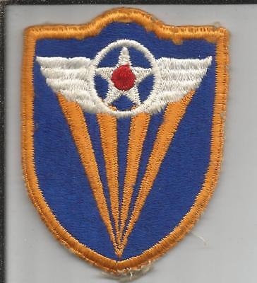 WW 2 US Army 4th Air Force Patch Inv# JR786