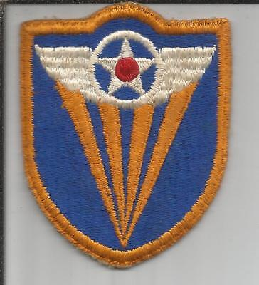 WW 2 US Army 4th Air Force Patch Inv# JR789