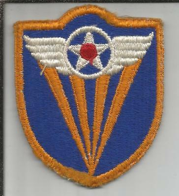 WW 2 US Army 4th Air Force Patch Inv# JR796