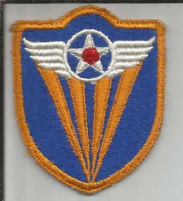 WW 2 US Army 4th Air Force Patch Inv# JR799
