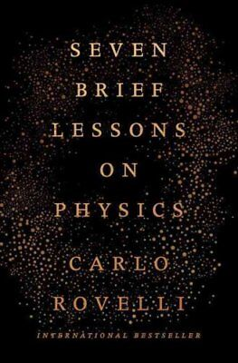 Seven Brief Lessons on Physics by Carlo Rovelli (Hardback, 2016)
