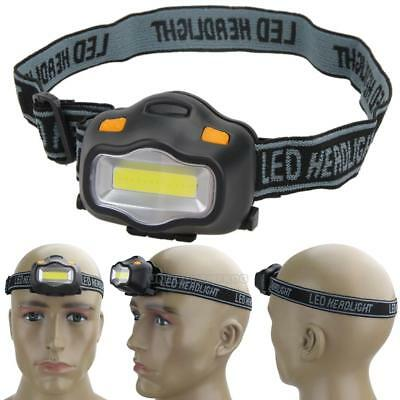 UN3F 12 COB Led Headlight Fishing Camping Riding Outdoor Lighting Head Lamp