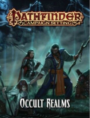 Pathfinder Campaign Setting: Occult Realms (Paperback), Staff, Pa...