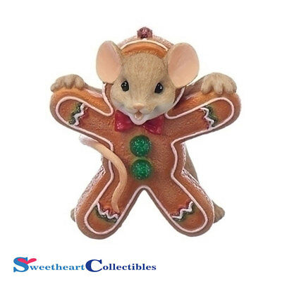 Charming Tails 130445 Gingerbread Cookies 2017