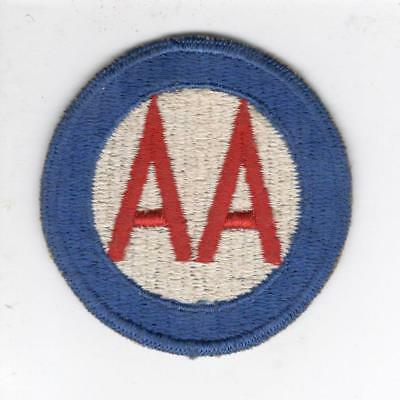 WW 2 US Army Anti-Aircraft Command Patch Inv# Y821