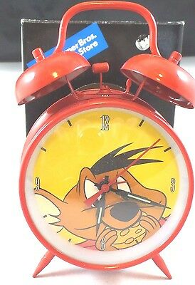 Speedy Gonzales NIB Wind Up Alarm Clock & More Warner Brothers Looney Tunes wb