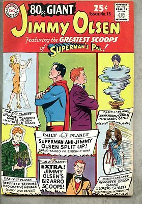 80 Page Giant #13-1965 fn- Eighty Page Superman Jimmy Olsen