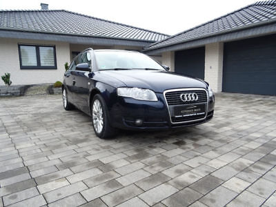 audi a4 avant 2 0 tdi standheizung 6 gang 1 hand top. Black Bedroom Furniture Sets. Home Design Ideas