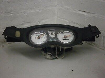 Lexmoto Gladiator 125cc 2013 13 Clocks And Surround Panel 7722miles