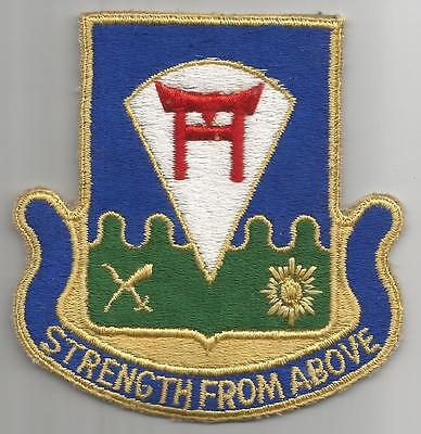 WW 2 US Army 511th Airborne Infantry Regiment Patch Inv# H840