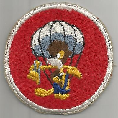WW 2 US Army 127th Airborne Engineers Battalion Patch Inv# H850