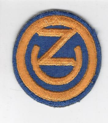 WW 2 US Army 102nd Infantry Division Patch Inv# B677