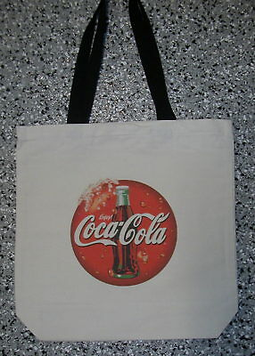*Enjoy! COCA-COLA  Tote Bag (Beach, Grocery, Book or Whatever)  *SHIPS FREE