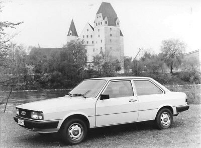 1981 Audi 80 GLS ORIGINAL Factory Photo oub9113