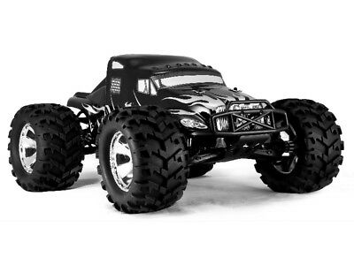 Earthquake 3.5 1/8 Scale Nitro Rc Monster Truck Rtr W/ 2 Speed Transmission 4X4