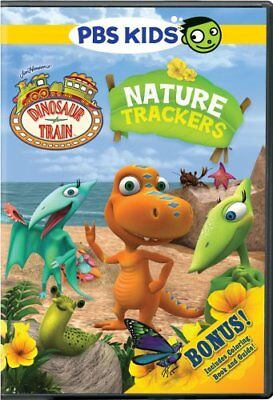 DINOSAUR TRAIN NATURE TRACKERS New Sealed DVD PBS