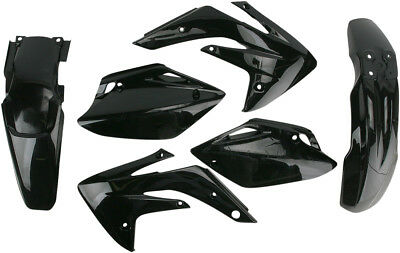 Acerbis Black Plastic Body Kit for Honda CRF 150 R CRF150R 07-16 2084600001