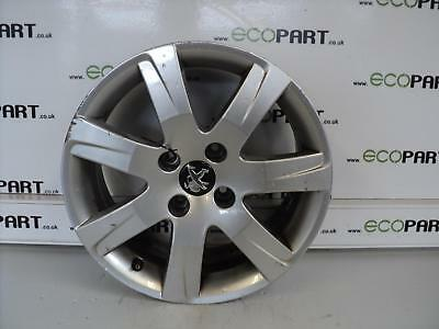 PEUGEOT 308 Wheel MK1 (T7) 17 x 7.5J  (7 Twin Spoke Kapsiki) 07 08 09 10 11 12 1