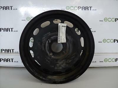 PEUGEOT 308 Wheel MK1 (T7) 15 x 6.5J Steel Wheel 07 08 09 10 11 12 13