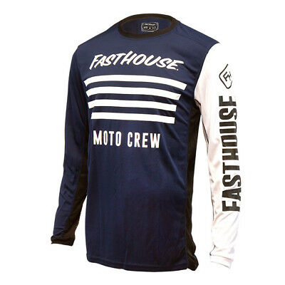 Fasthouse Adult MX ATV Motocross FH Stripes L1 Jersey All Colors S-3XL