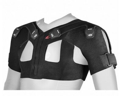 EVS Adult MX ATV Black SB05 Shoulder Support Brace S-2XL