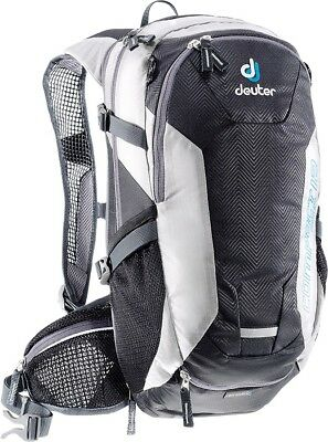 Deuter Compact EXP 12 Back Pack Black 19X9.4X7.1""