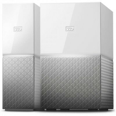 Western Digital My Cloud Home 2TB NAS-Server grau