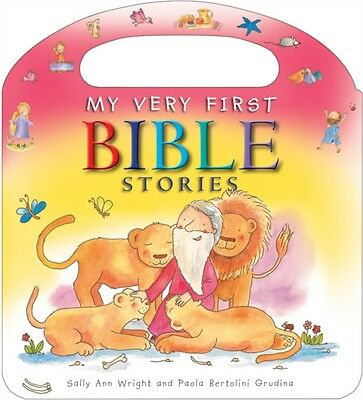 My Very First Bible Stories (Board book), Wright, Sally Ann, Grud. 9780857460226