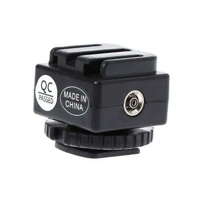 C-S1 Hot Shoe Converter Adapter PC For Flash Sony Minolta To Canon Nikon Camera