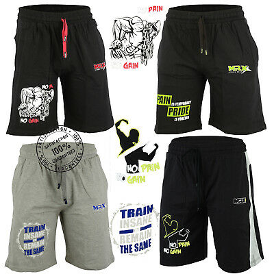 MRX Mens Workout Shorts Running Jogging Active Gym Exercise Fitness GYM Clothing