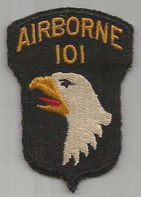 WW 2 US Army 101st Airborne Division Patch Inv# G270