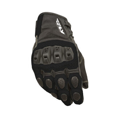 Fly Street ADULT Motorcycle Brawler Gloves Black Gloves Size Extra Large